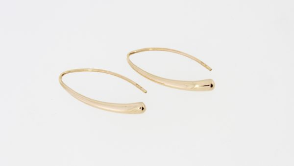Payet rose gold medium earring
