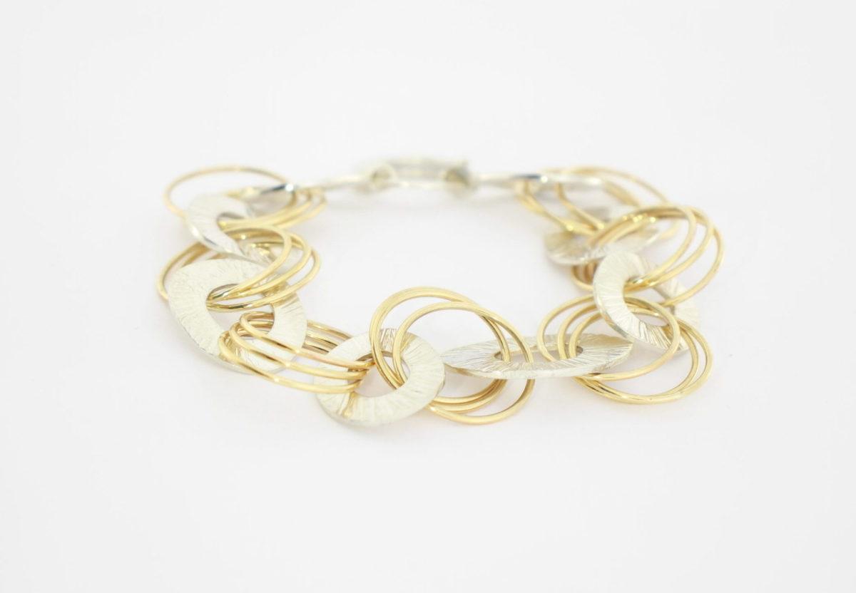Payet link & loop bracelet