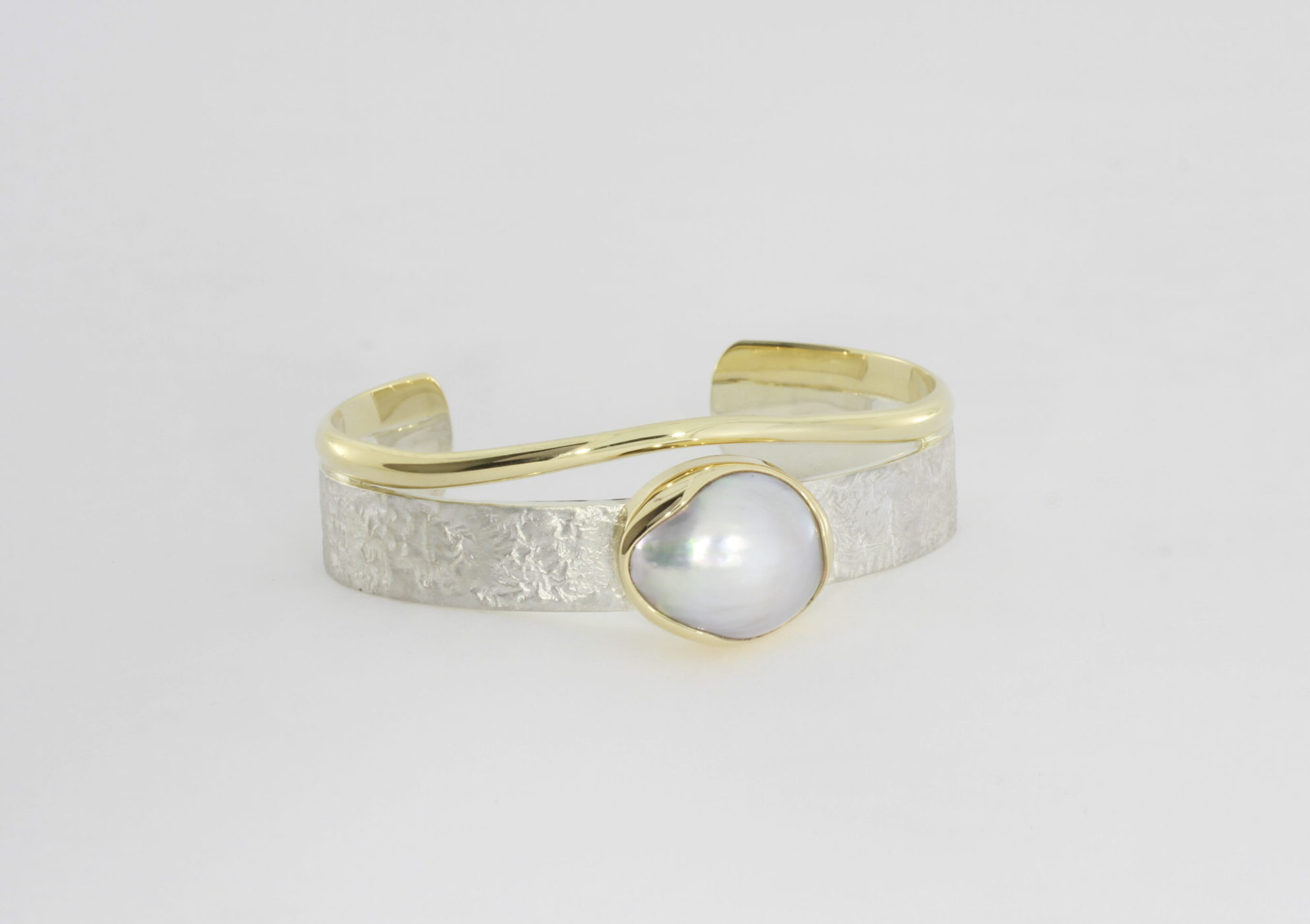 Payet Broome mabe pearl cuff