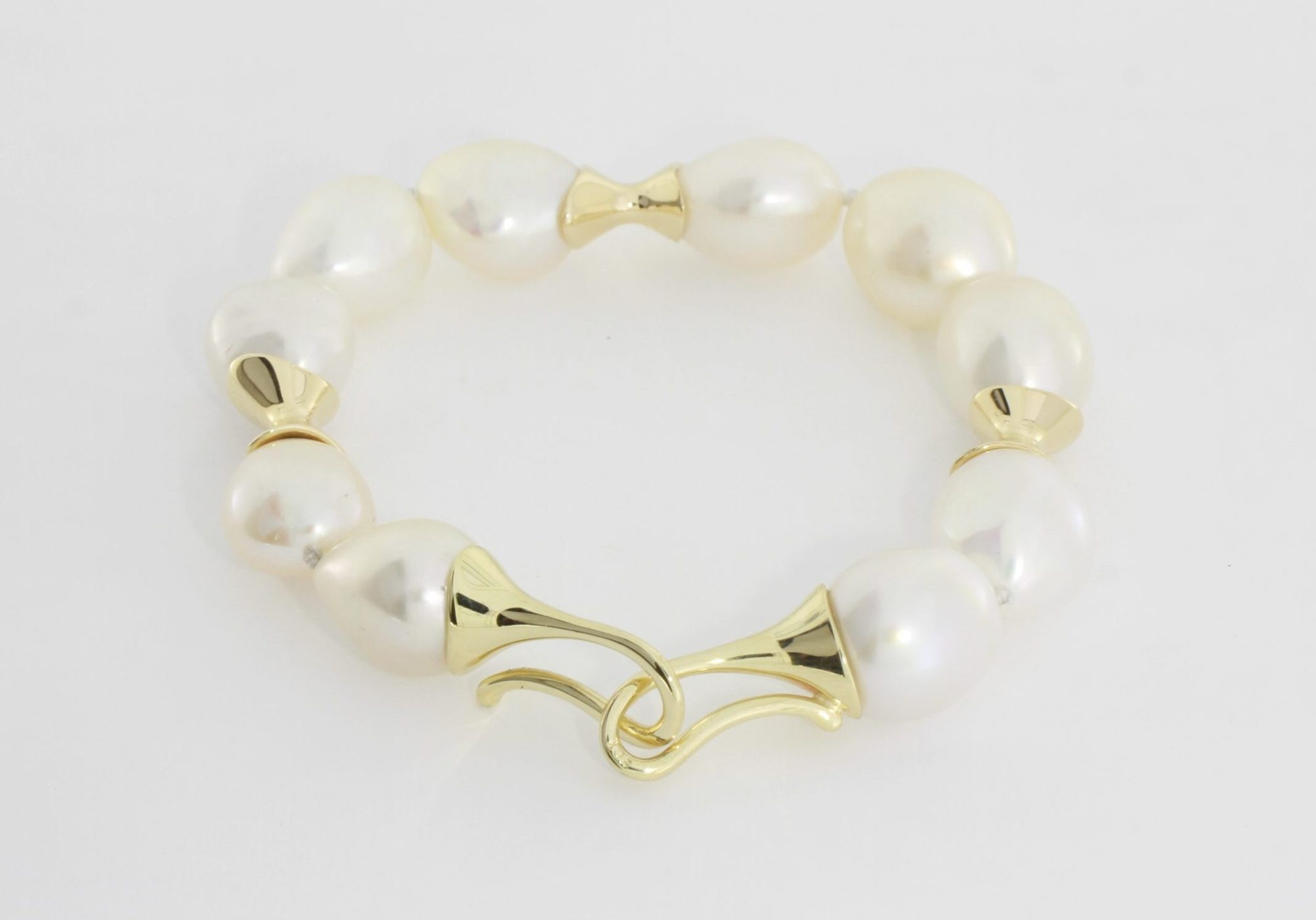 Payet fresh water pearl bracelet
