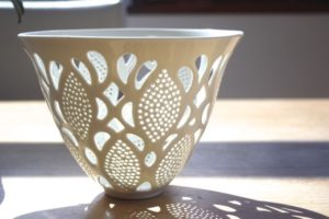 Payet gallery Dariya Gratte ceramics