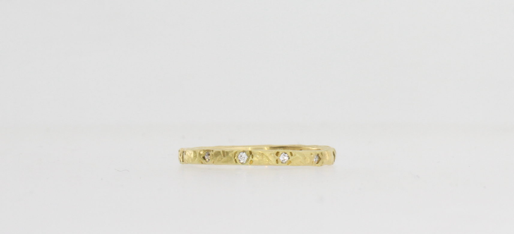 Payet diamond and gold ring