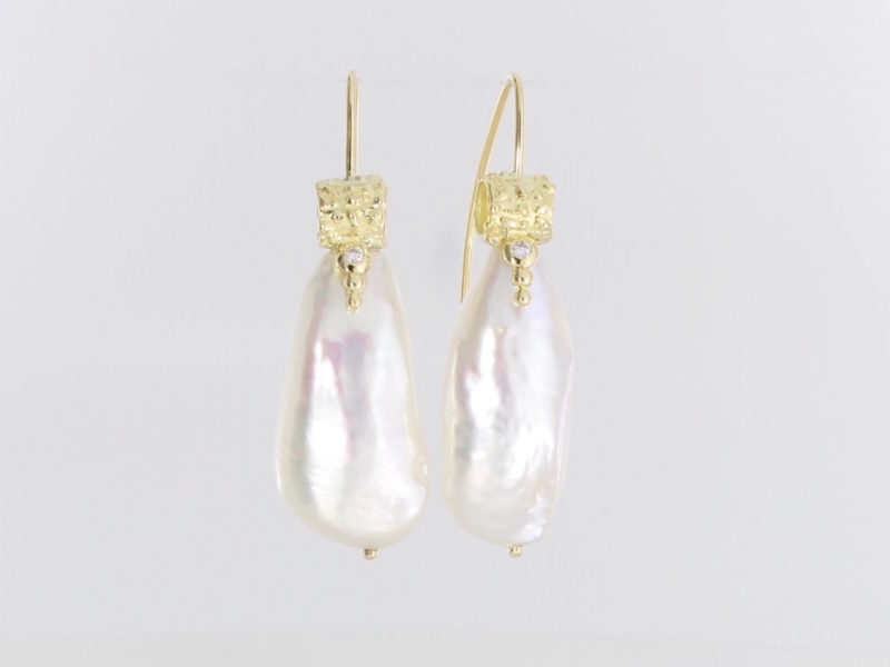 Payet gallery earrings