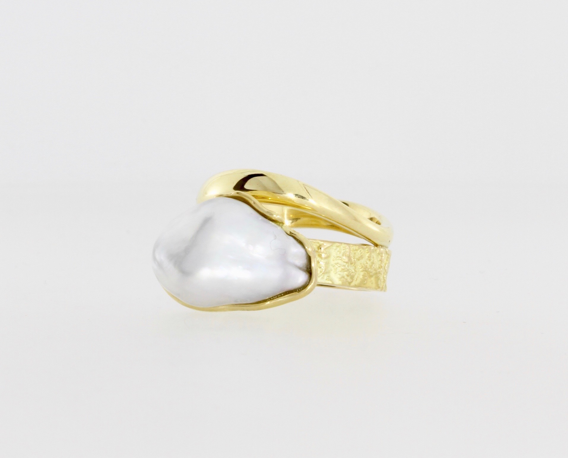 Payet Baroque Broome pearl ring