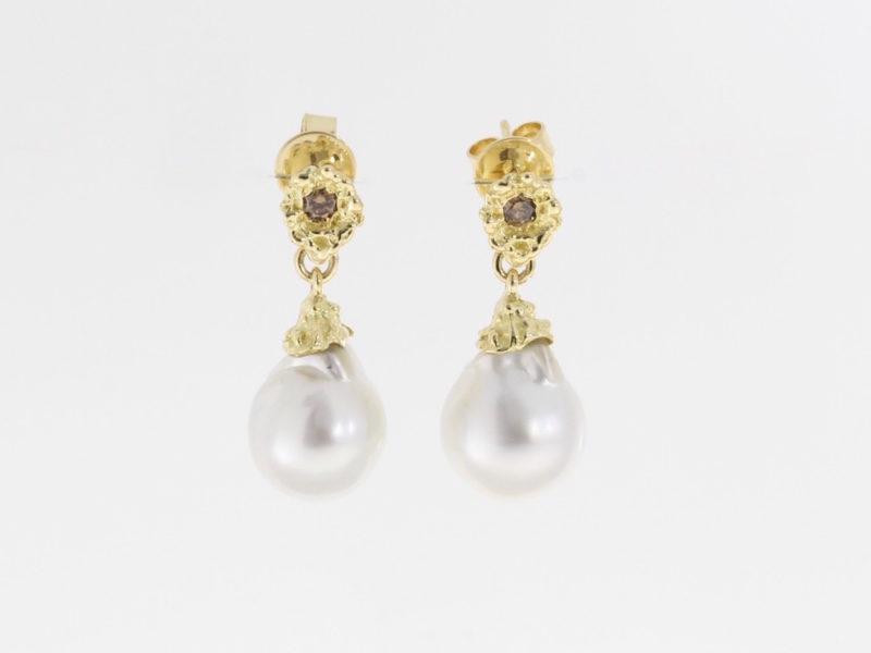 Payet Broome pearl earrings