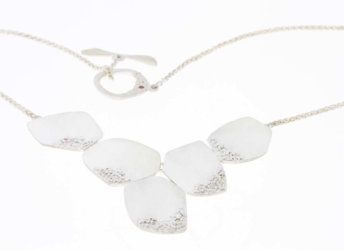 Payet gallery silver pendant