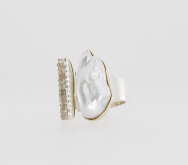 Payet gallery pearl ring