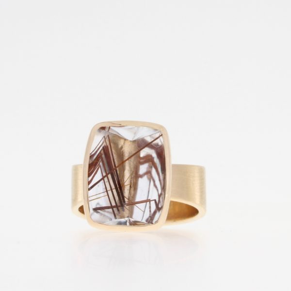 Payet gallery rutilated quartz ring